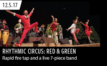 Rhythmic Circus: Red and Green