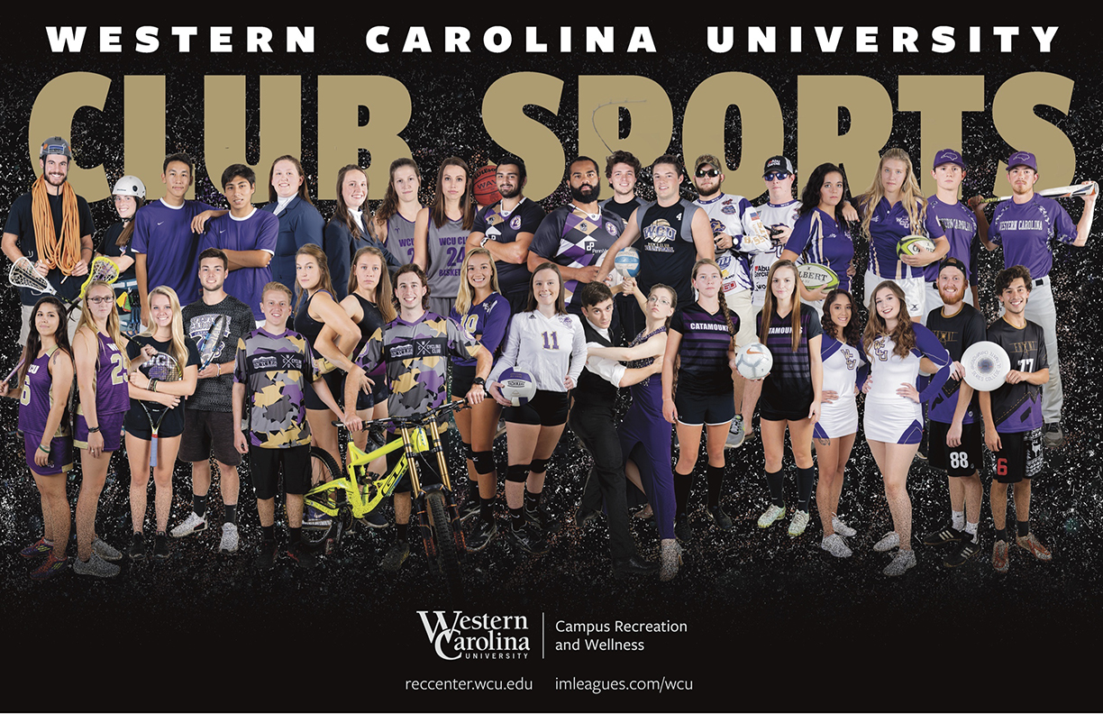 WCU Club Sports Join'em!