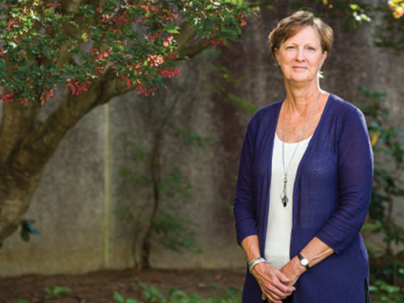 Alumnus expands support through transfromational estate gift. Alumnus Donna Winbon