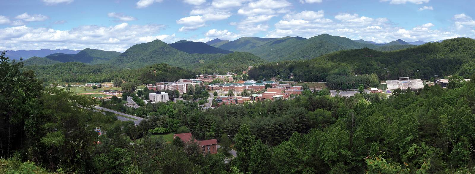 Western Carolina main campus