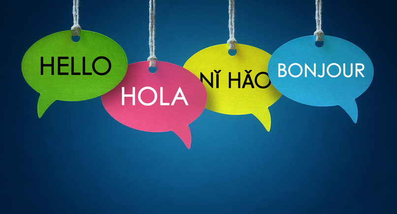 image of hello in different languages
