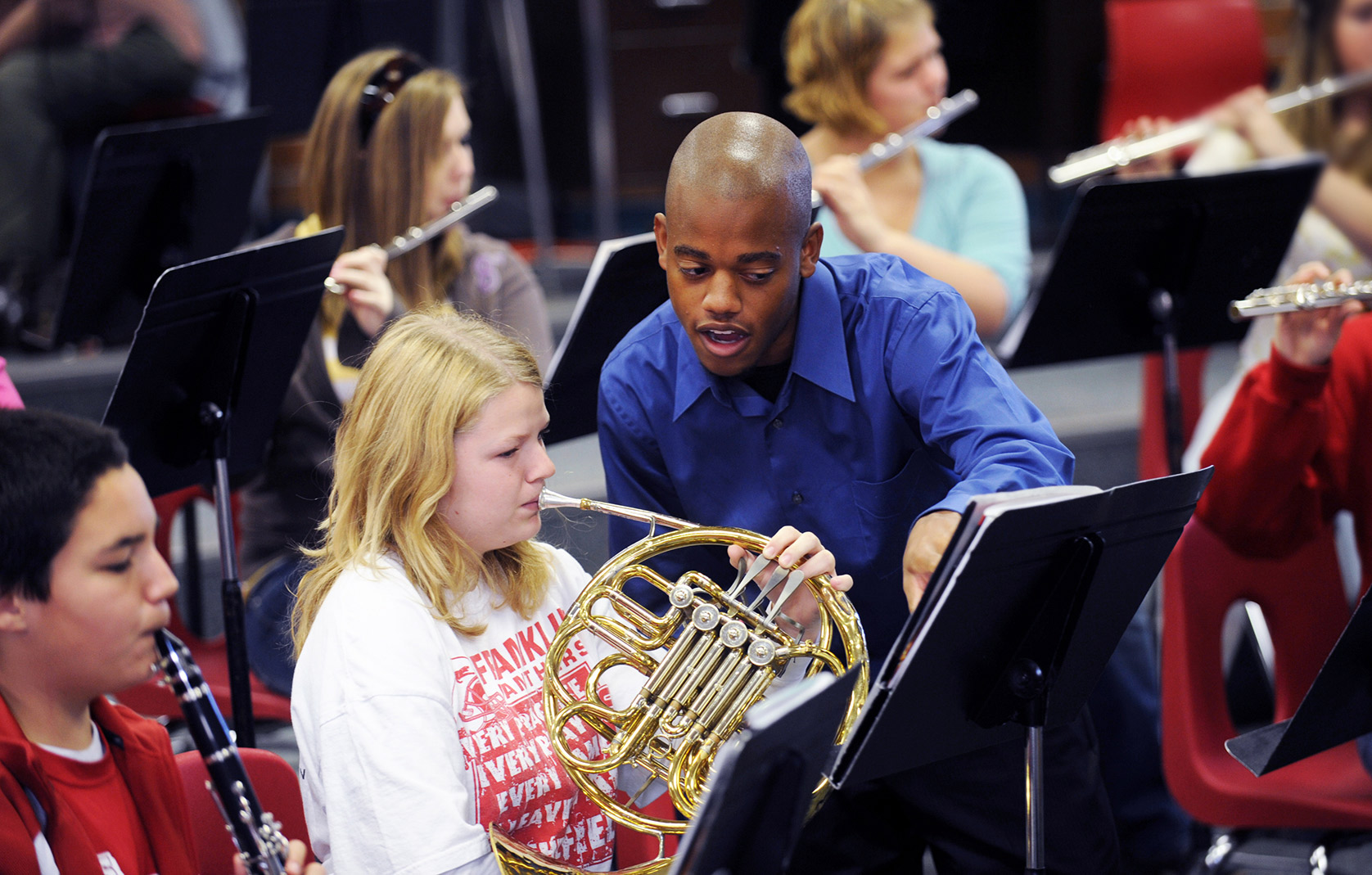 music education in schools London music fund (lmf) is an independent charity with the mayor of london as patron the organisation's vision is that every child who demonstrates significant.