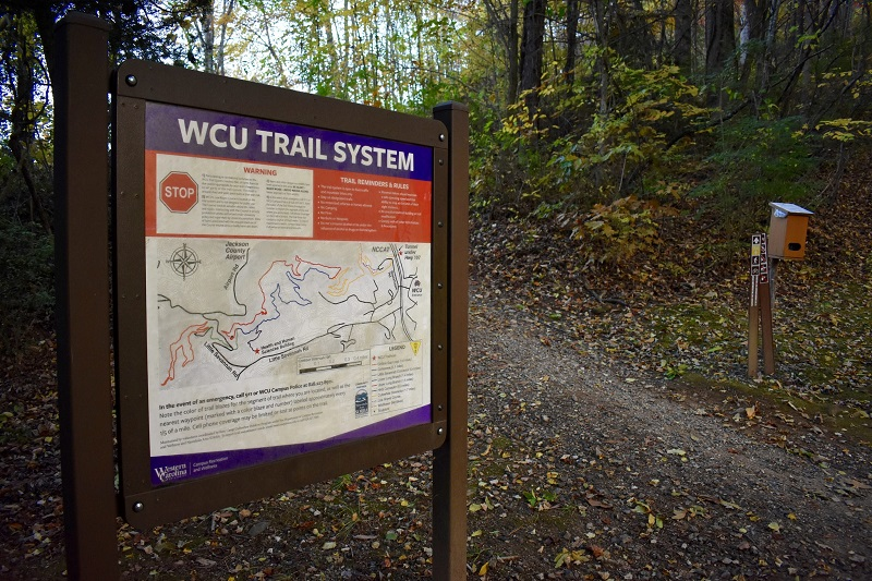 Trail system