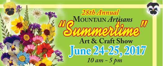 Mountain Artisans Art & Craft Show